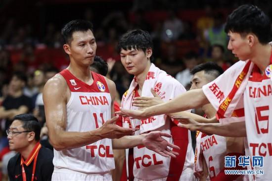 (篮球世界杯)(76)篮球――小组赛第二阶段:中国队负于尼日利亚队