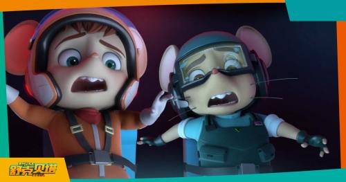 新版《舒克貝塔》將播出 全新頭盔和裝備亮相