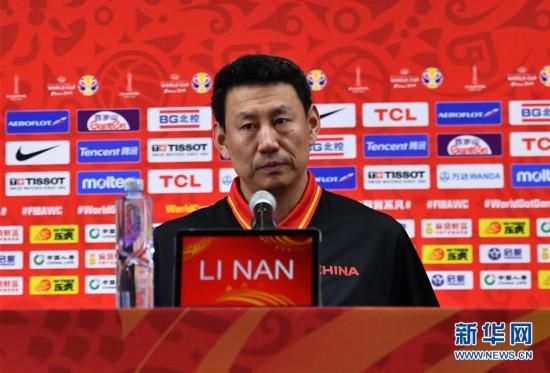 (篮球世界杯)(52)篮球――小组赛第二阶段:中国队负于尼日利亚队