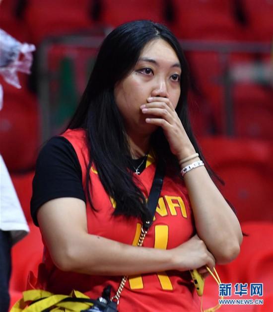 (篮球世界杯)(53)篮球――小组赛第二阶段:中国队负于尼日利亚队