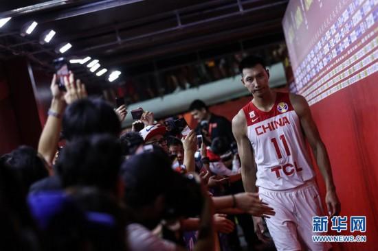(篮球世界杯)(83)篮球――小组赛第二阶段:中国队负于尼日利亚队