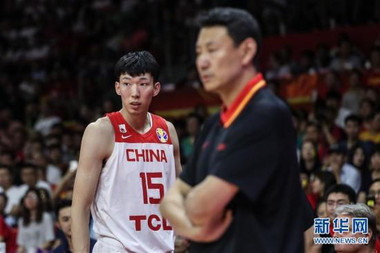 (篮球世界杯)(20)篮球――小组赛第二阶段:中国队负于尼日利亚队