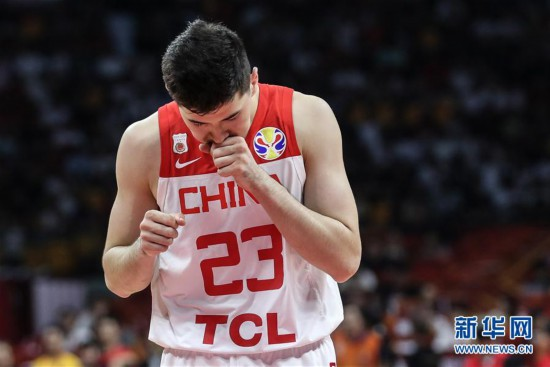 (篮球世界杯)(72)篮球――小组赛第二阶段:中国队负于尼日利亚队