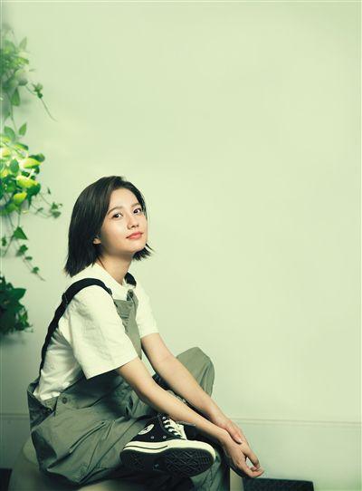 """""""活泼""""姜珮瑶:为了角色,我必须沉下去"""