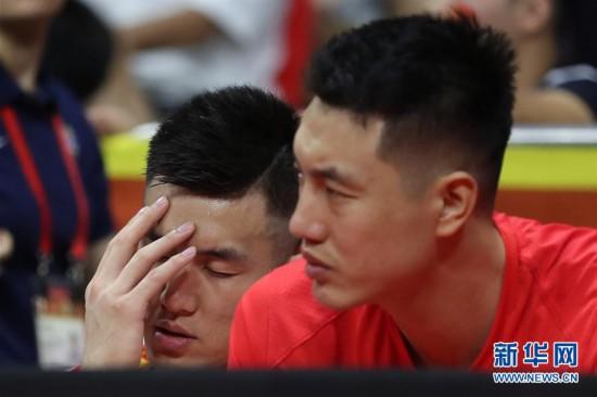 (篮球世界杯)(65)篮球――小组赛第二阶段:中国队负于尼日利亚队