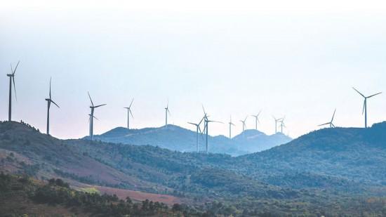 【70年安徽影像】清洁能源产业集群显现