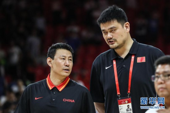(篮球世界杯)(78)篮球――小组赛第二阶段:中国队负于尼日利亚队