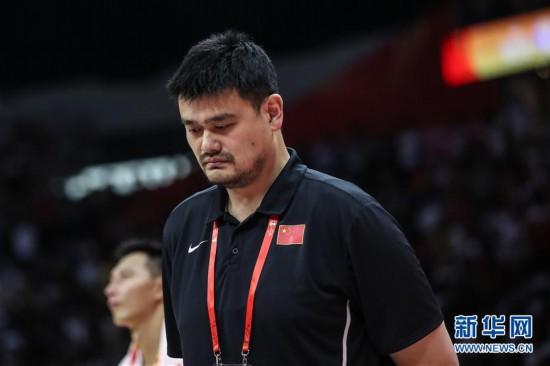 (篮球世界杯)(2)篮球――小组赛第二阶段:中国队负于尼日利亚队