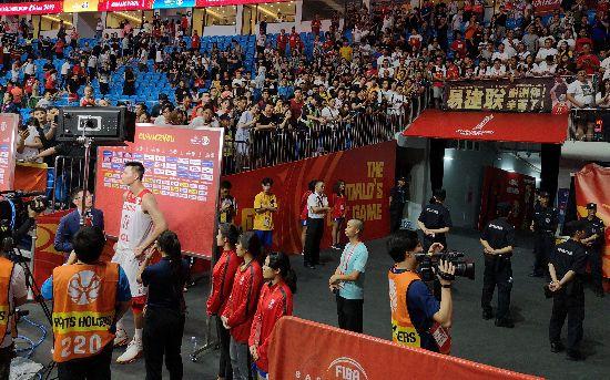 占尽天时地利人和,为何中国男篮还是输了?