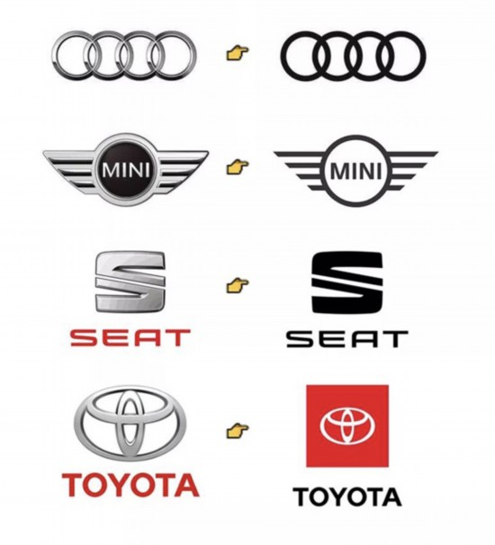 """大众换新标识""""上线"""" 换标背后大众品牌吹响""""冲锋号"""""""