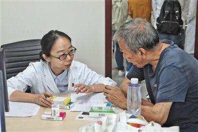 """北京22家大医院开药学门诊""""教""""患者吃药"""