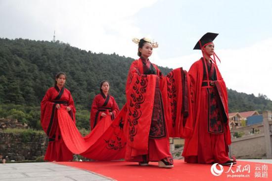 云南昭通:传zxylw com统文化庆中秋