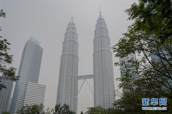 (国际)(3)马来西亚烟霾污染导致400多所学校停课