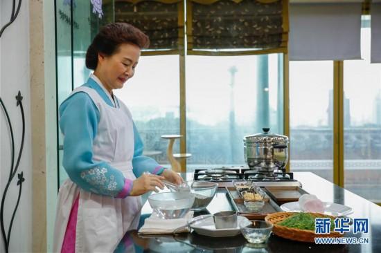 """(国际)(3)""""迎中秋""""世界各地传统糕点系列――韩国松饼和茶食"""