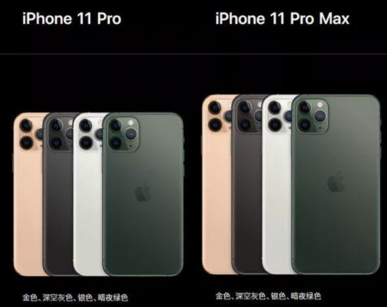 新款iPhone来了!浴霸摄像头、无5G,有买的欲望吗?