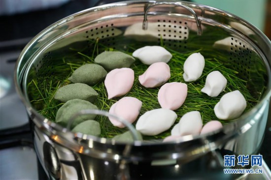"""(国际)(5)""""迎中秋""""世界各地传统糕点系列――韩国松饼和茶食"""