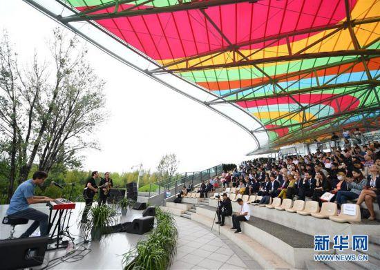 """(北京世园会)(3)北京世园会迎来""""比利时国家日"""""""