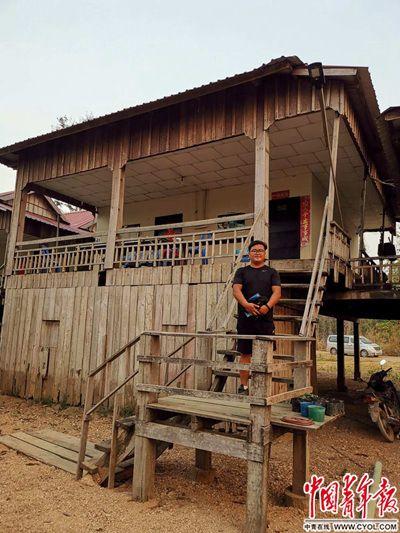 <b>在柬埔寨办农场 博士生李成梁收获的不只是香蕉</b>