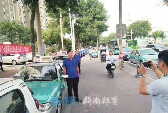 济南:松绑巡游车 规范网约车,出租车市场迎来融合时代