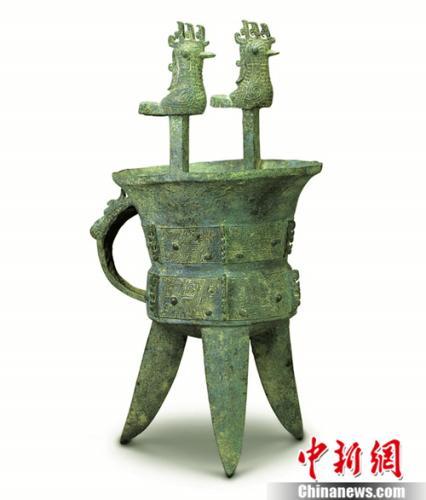 清华大学举行周秦汉唐文化与艺术特展一级文物近200件与狼共枕 叶落无心