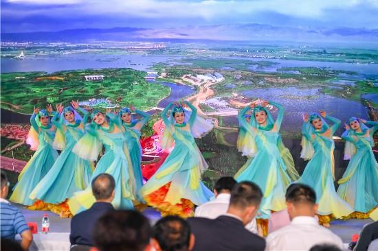 """2019北京世界园艺博览会""""宁夏日""""活动在北京开幕"""