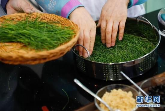 """(国际)(6)""""迎中秋""""世界各地传统糕点系列――韩国松饼和茶食"""