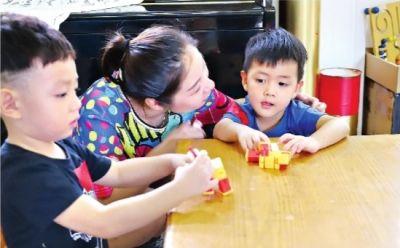 武漢幾家幼兒園調查 新生近半數是二孩