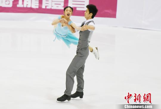 2019/2020赛季全国花样滑冰锦标赛长春开赛