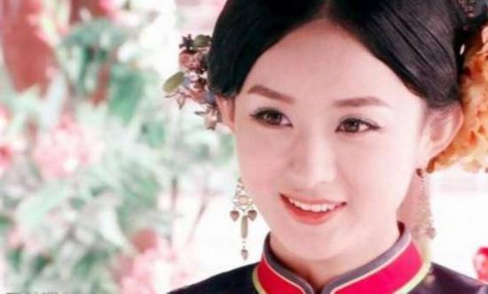 倪妮赵丽颖章子怡经典造型 谁的演技最好