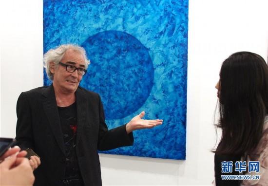 (文化)(4)第23届上海艺术博览会中秋登场