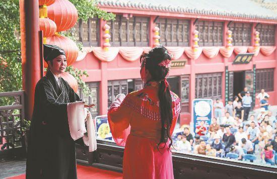 中秋风韵美家国情思长安徽各地推出多彩节日文化活动