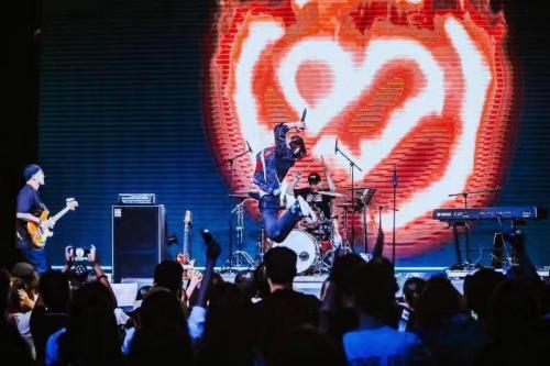 宋秉洋2019演唱会首站日前在上海开唱