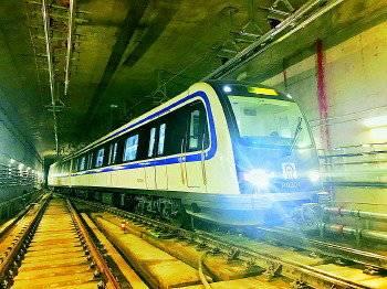 地铁3号线拟28日通车,设站13座!全线单程运行时间约半小时