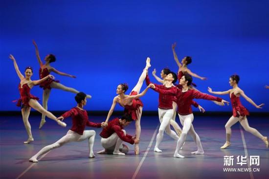 (文化)(6)世界芭蕾经典《珠宝》在京上演