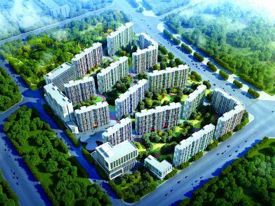 装配绿色建筑让城市更加和谐宜居