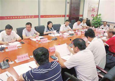 南通叠石桥市场党群服务中心开展实境党课活动
