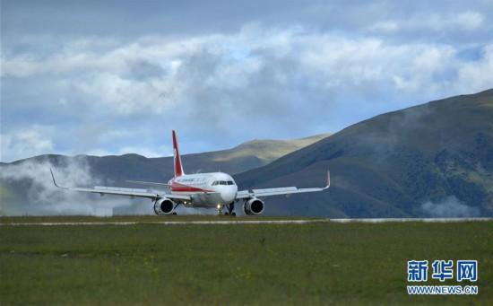 5番目となる標高4千メートル以上の民用空港が運用開始 中国
