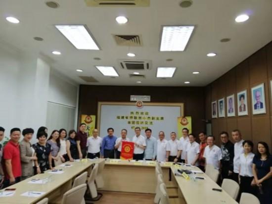 翁小杰副主席拜访马来西亚社团联合会 ,2019年9月6日-12日,翁小杰率团出访马来西亚、菲律宾_副本.jpg
