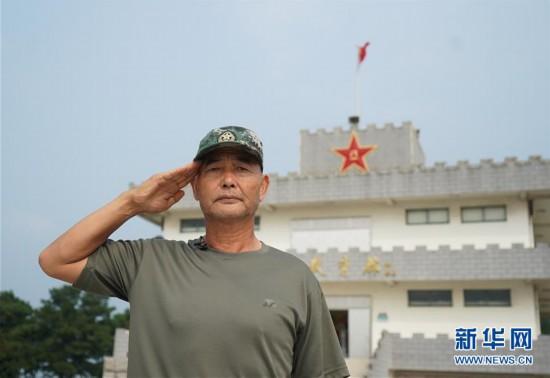 """老兵张勇和他的""""国防园"""""""