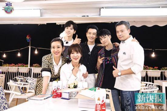 《中餐厅3》王俊凯暂别 读黄晓明亲笔信大哭