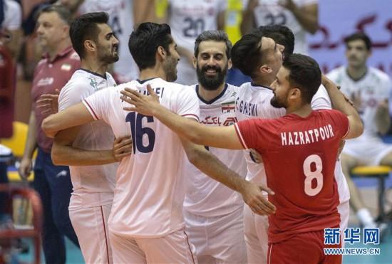 (体育)(4)排球——囊膳亚锦赛:止您队没有敌伊朗队
