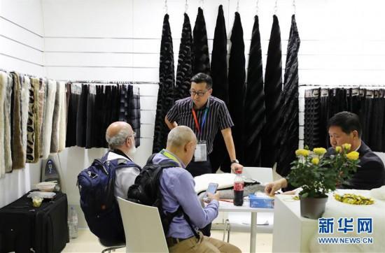 (国际)(3)巴黎中国纺织品服装贸易展树立中国品牌新形象