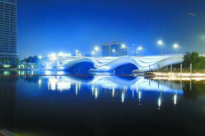 北运河城市段10月3日通航 三条线路看运河风光