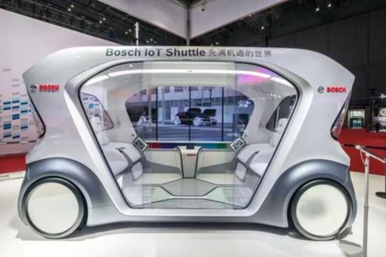 """从上海到法兰克福 """"新四化""""成汽车零部件行业新战场"""