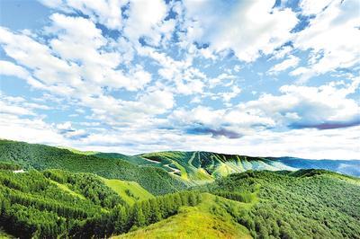 高质量营造京津生态屏障