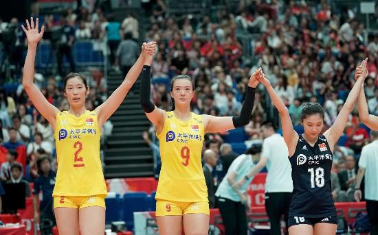 中国女排五连胜郎平称真正的考验还在后面