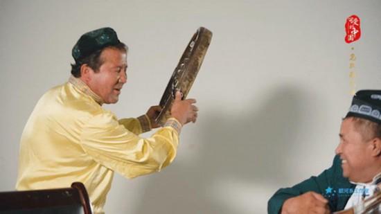 """""""可爱的中国""""之乌孜别克族:""""好声音""""贯穿血脉代代相传"""