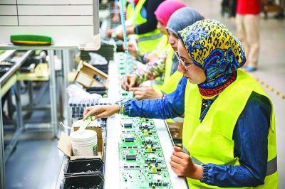 中国发展经验在埃及广受认可