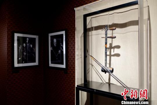 70件京胡传世珍品亮相上海大世界