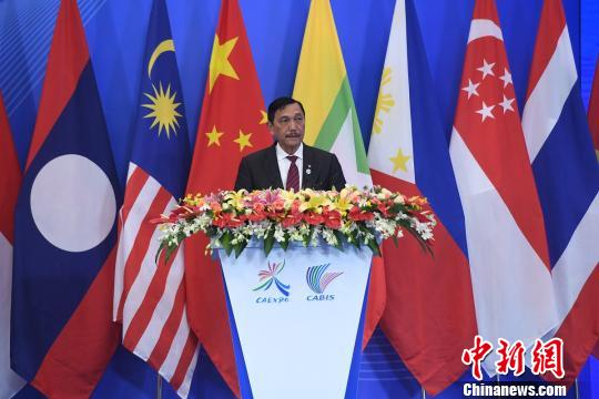 印尼总统特使:经济合作是东盟中国战略合作关键动力